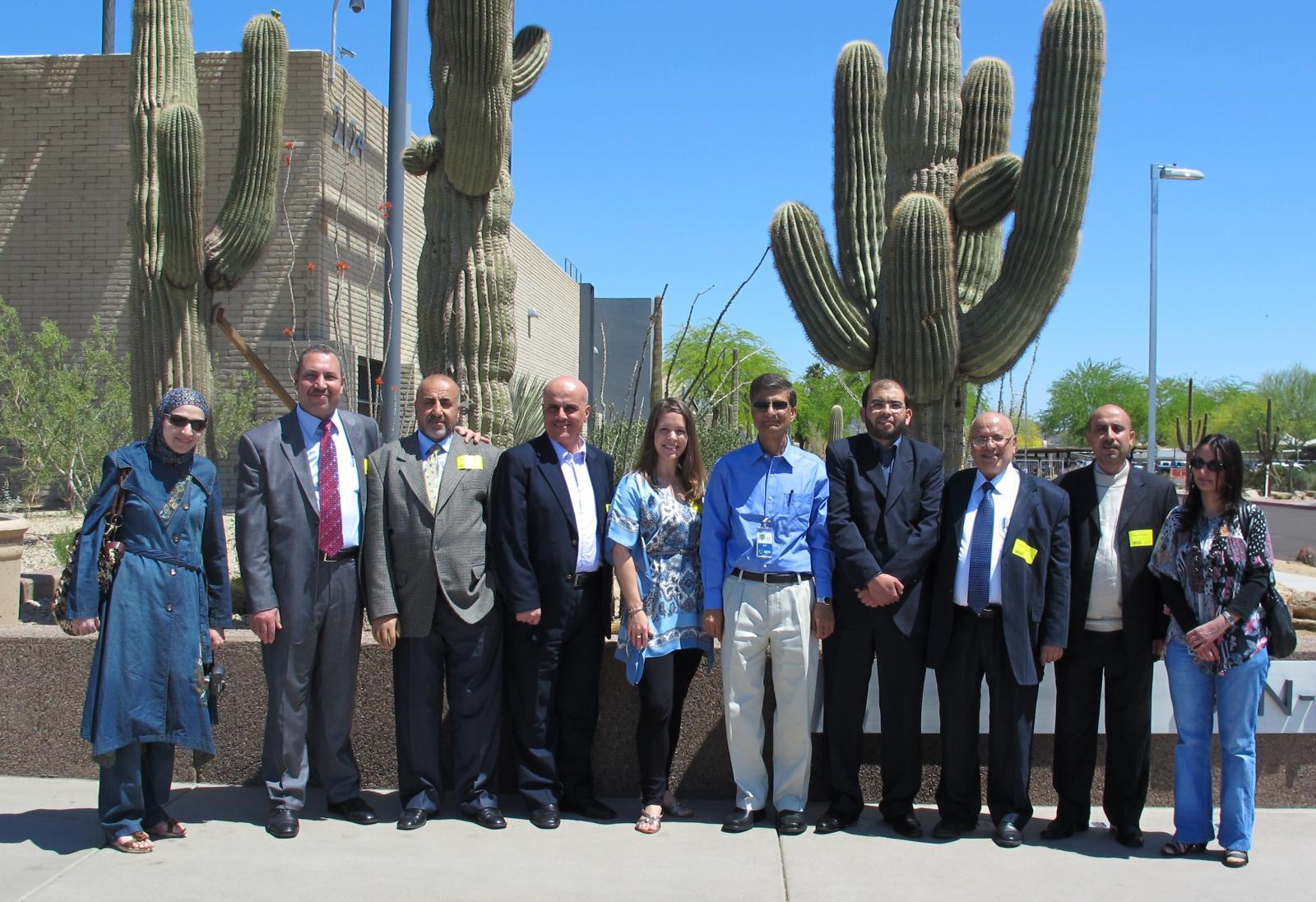 Arizona Public Service Guides Jordan Utility On Using KPIs And Managing Disru