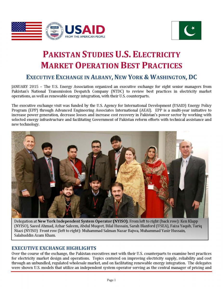 Electricity Company: Pakistan Electricity Company