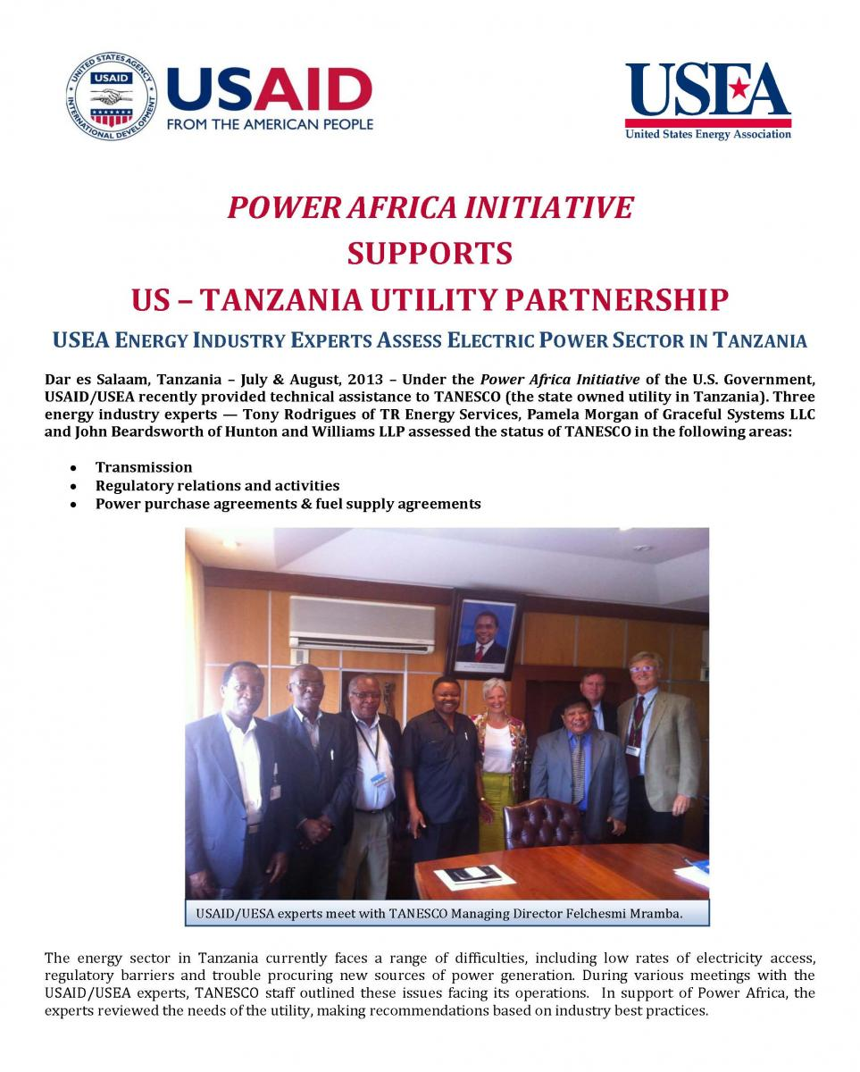 Energy Utility Partnership Program (EUPP) | Page 4 | United