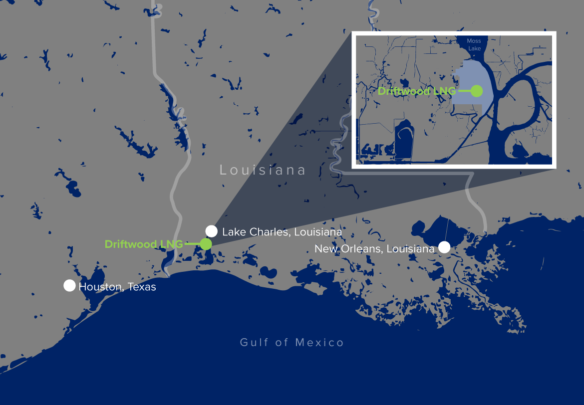 FERC Clears Path for Driftwood LNG Export Terminal in