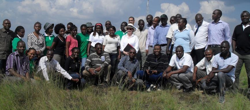 EAGP Capacity Building Program at Menengai Geothermal Field, Kenya.