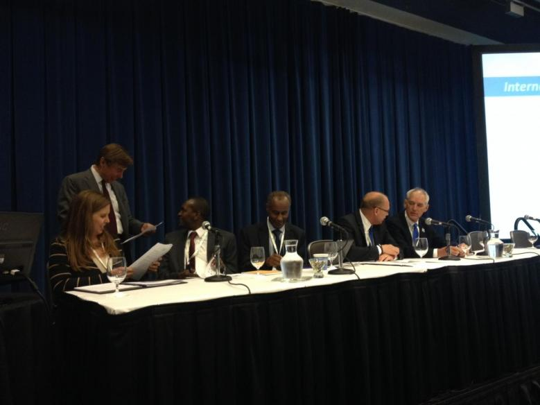 East Africa Panel, GEA International Showcase 2014
